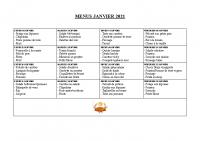 menu JANVIER